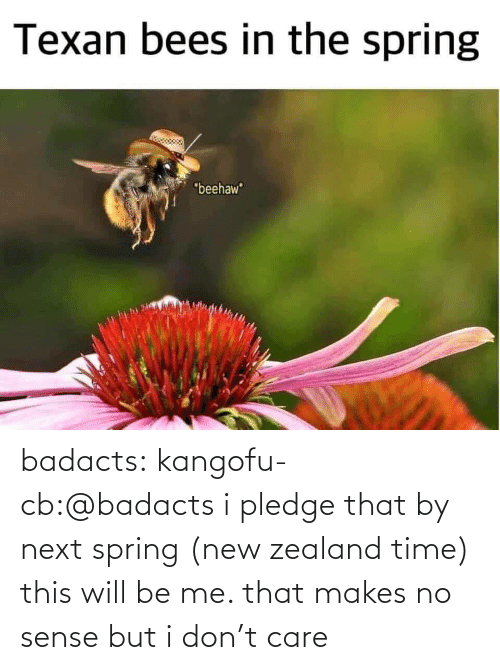 care: badacts:  kangofu-cb:@badacts  i pledge that by next spring (new zealand time) this will be me. that makes no sense but i don't care