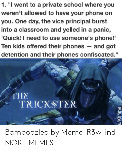 Ind: Bamboozled by Meme_R3w_ind MORE MEMES