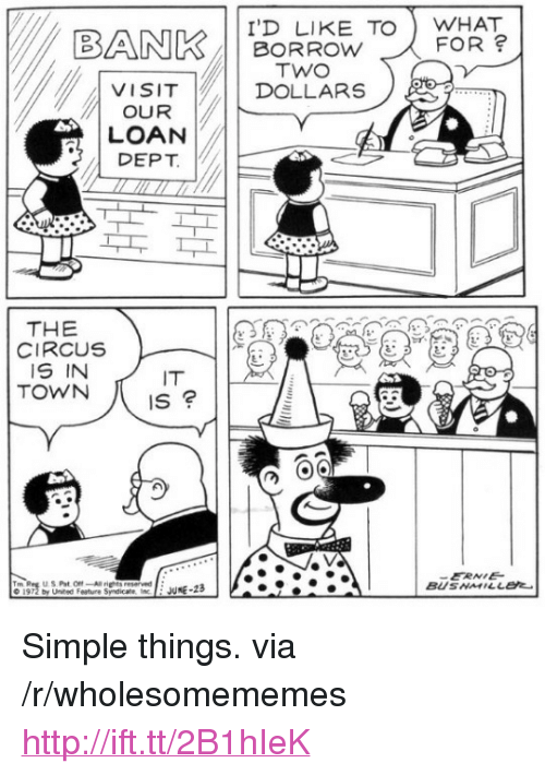 """Bank, Http, and United: BANK/11 BORROW TO  
