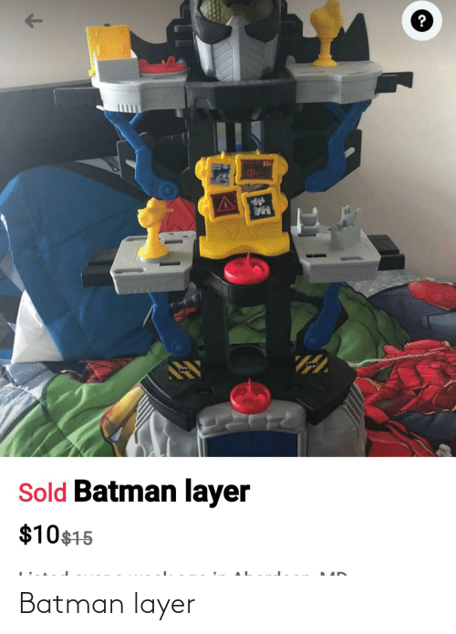 Batman: Batman layer