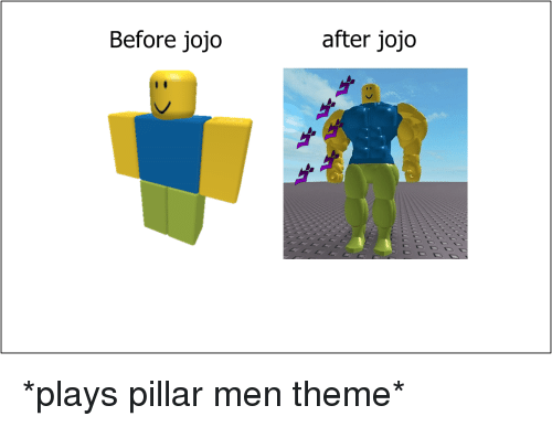 Before Jojo After Jojo | Anime Meme on esmemes com