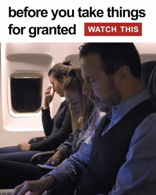 Memes, Watch, and 🤖: before you take things  for granted WATCH THIS