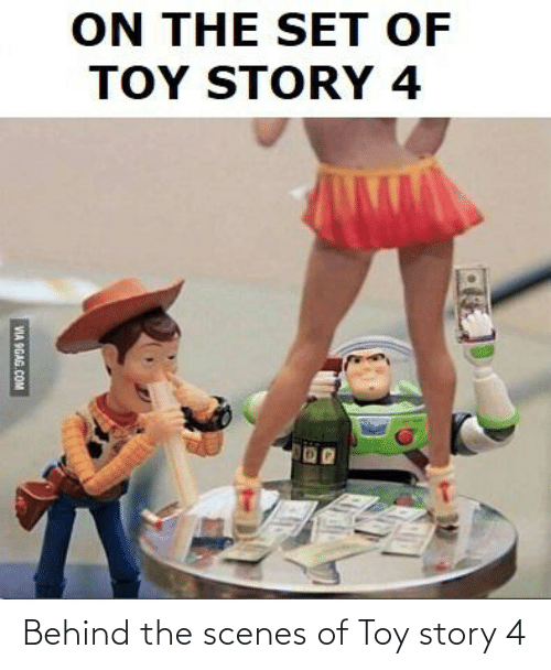 Toy Story 4: Behind the scenes of Toy story 4