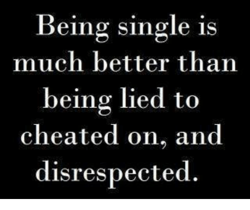 To on and being about lied cheated How To