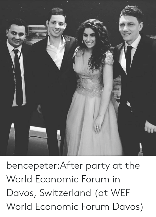 Switzerland: bencepeter:After party at the World Economic Forum in Davos, Switzerland  (at WEF World Economic Forum Davos)