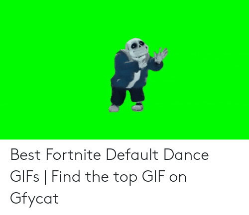 Fortnite Default Dance Bass Boosted On Make A Gif