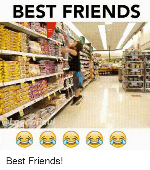 Friends Best Friend