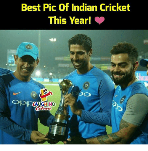 indian cricket: Best Pic Of Indian Cricket  This Year!  LAUGHING