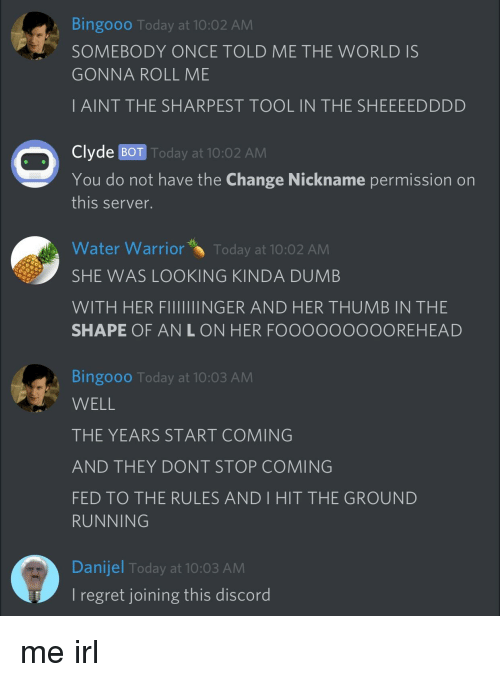 Stay Hydrated Bot Discord