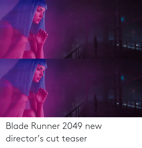 Cut: Blade Runner 2049 new director's cut teaser