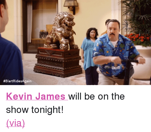 "Kevin James: <p><a href=""http://www.nbc.com/the-tonight-show/filters/guests/117196"" target=""_blank""><b>Kevin James </b></a>will be on the show tonight!</p><p><a href=""http://sonypicturesuk.tumblr.com/post/115761672737"" target=""_blank"">(via)</a><br/></p>"