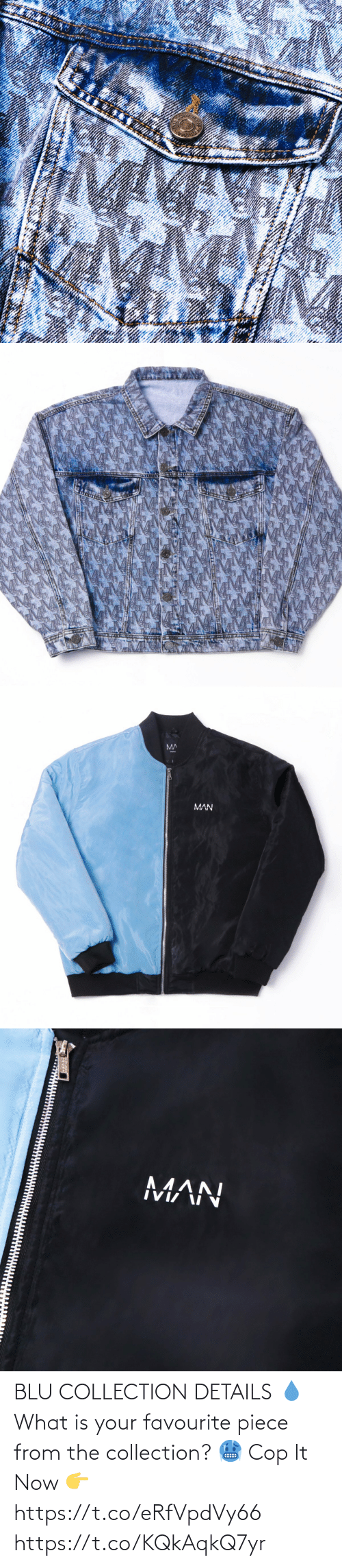 What Is: BLU COLLECTION DETAILS 💧  What is your favourite piece from the collection? 🥶  Cop It Now 👉 https://t.co/eRfVpdVy66 https://t.co/KQkAqkQ7yr