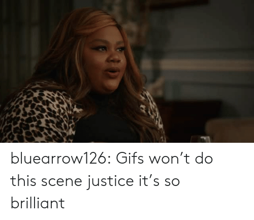 Target, Tumblr, and Blog: bluearrow126: Gifs won't do this scene justice it's so brilliant