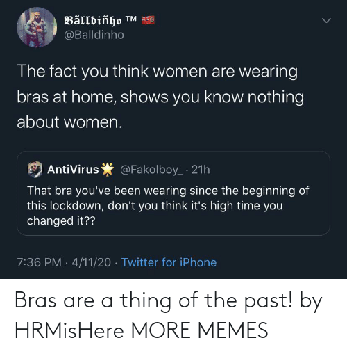 Dank, Memes, and Target: Bras are a thing of the past! by HRMisHere MORE MEMES