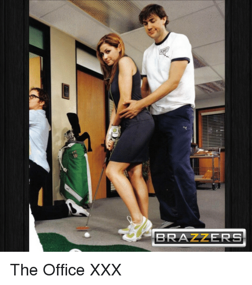 The Office, Xxx, and Brazzers: BRAZZERS The Office XXX