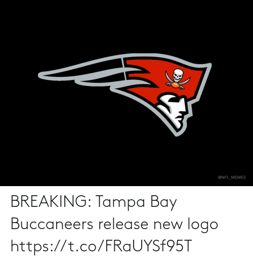 logo: BREAKING: Tampa Bay Buccaneers release new logo https://t.co/FRaUYSf95T