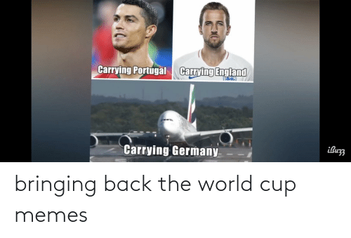 World Cup: bringing back the world cup memes