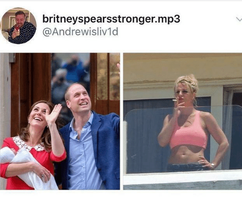Dank Memes and Mp3: britneyspearsstronger.mp3  @Andrewisliv1d