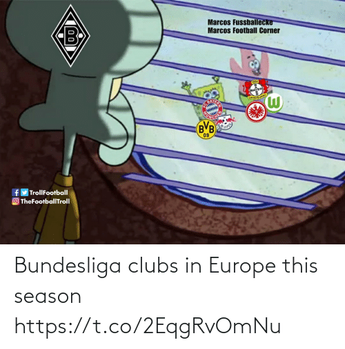 bundesliga: Bundesliga clubs in Europe this season https://t.co/2EqgRvOmNu