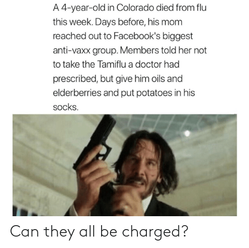 Charged: Can they all be charged?