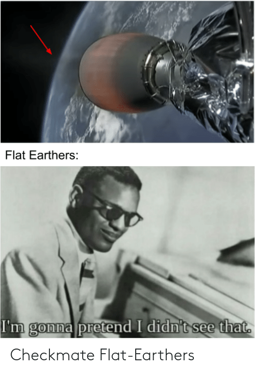 Flat: Checkmate Flat-Earthers