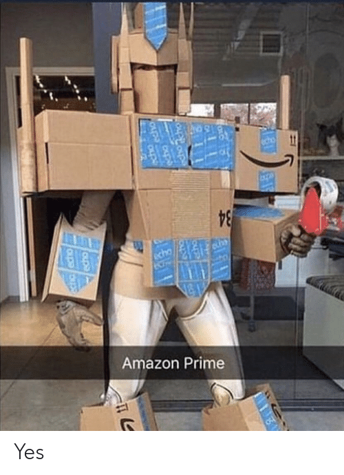cho: cho  echo  Amazon Prime Yes