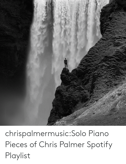 Spotify: chrispalmermusic:Solo Piano Pieces of Chris Palmer Spotify Playlist