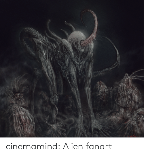 Alien: cinemamind:  Alien fanart
