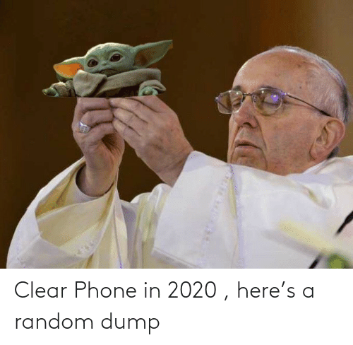clear: Clear Phone in 2020 , here's a random dump