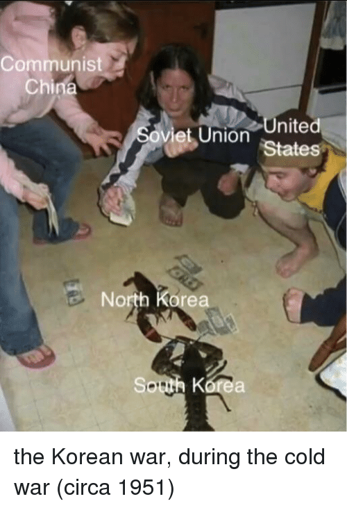 25 Best Memes About The Cold War The Cold War Memes