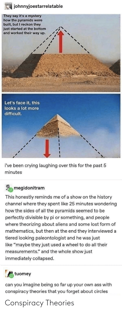 Conspiracy: Conspiracy Theories