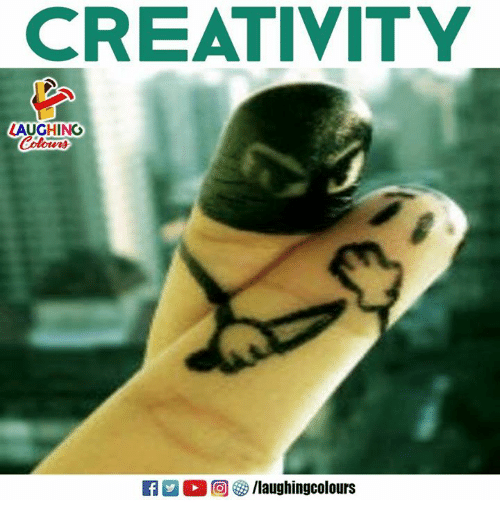 Indianpeoplefacebook, Laughing, and Creativity: CREATIVITY  LAUGHING