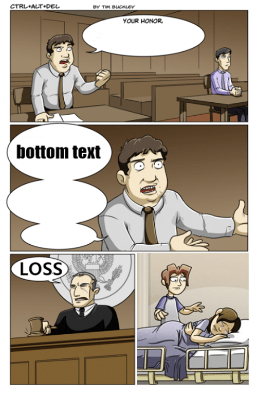 how to make bottom text memes