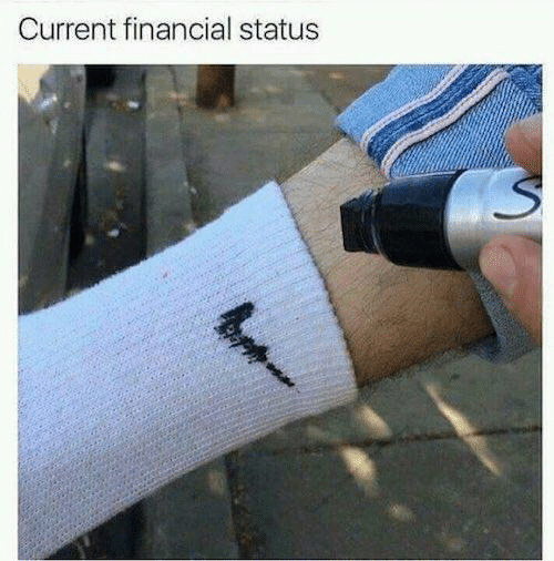 Current, Financial, and Status: Current financial status