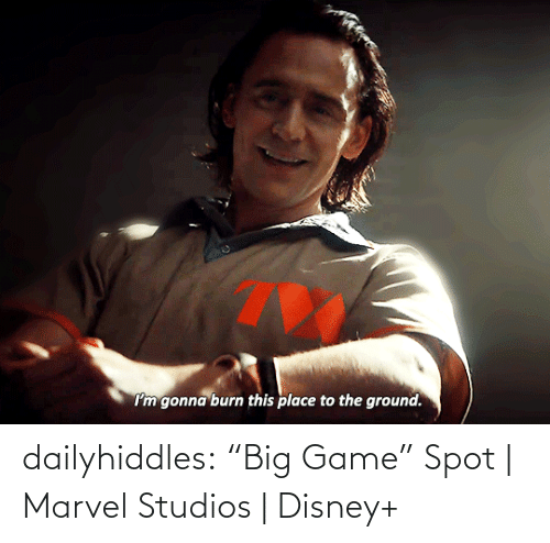 "Youtu: dailyhiddles:  ""Big Game"" Spot 