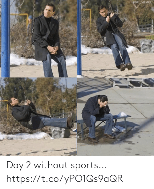 2: Day 2 without sports... https://t.co/yPO1Qs9aQR