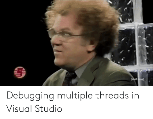 visual: Debugging multiple threads in Visual Studio
