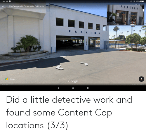 Locations: Did a little detective work and found some Content Cop locations (3/3)