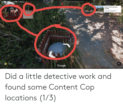 Locations: Did a little detective work and found some Content Cop locations (1/3)