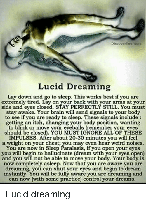 an introduction to lucid dreaming asleep and aware Lucid dreaming is about being aware of your dreams while even while you are fast asleep the instant lucid dreams course has built on this is an introduction.