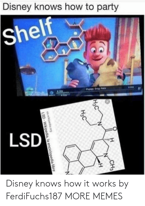 It Works: Disney knows how it works by FerdiFuchs187 MORE MEMES