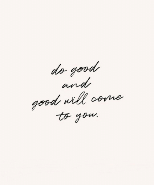 Good,  Come, and And: do good  and  govd nill come  te yow