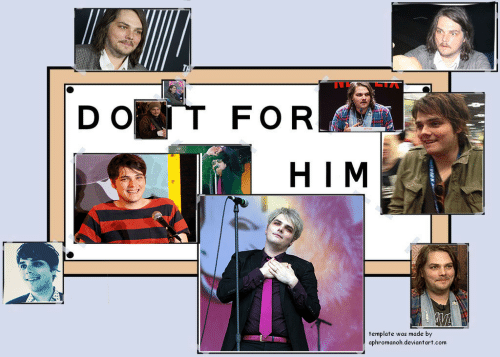 Deviantart, Com, and Him: DO IT FOR  HIM  template was made by  aphromanoh.deviantart.com