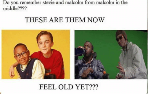 Malcolm in the Middle: Do you remember stevie and malcolm from malcolm in the  middle?  THESE ARE THEM NOW  FEEL OLD YET?