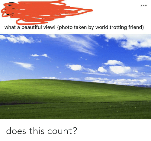 Count: does this count?
