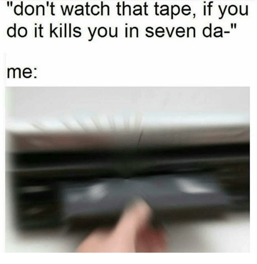 Dont Watch That