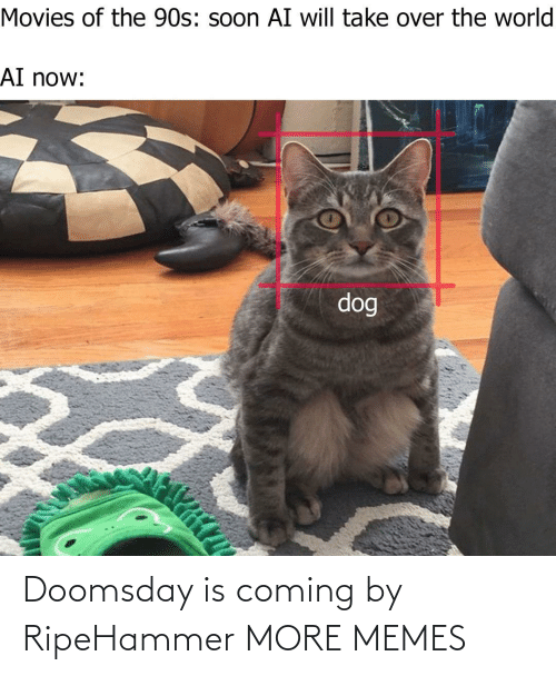 Is Coming: Doomsday is coming by RipeHammer MORE MEMES
