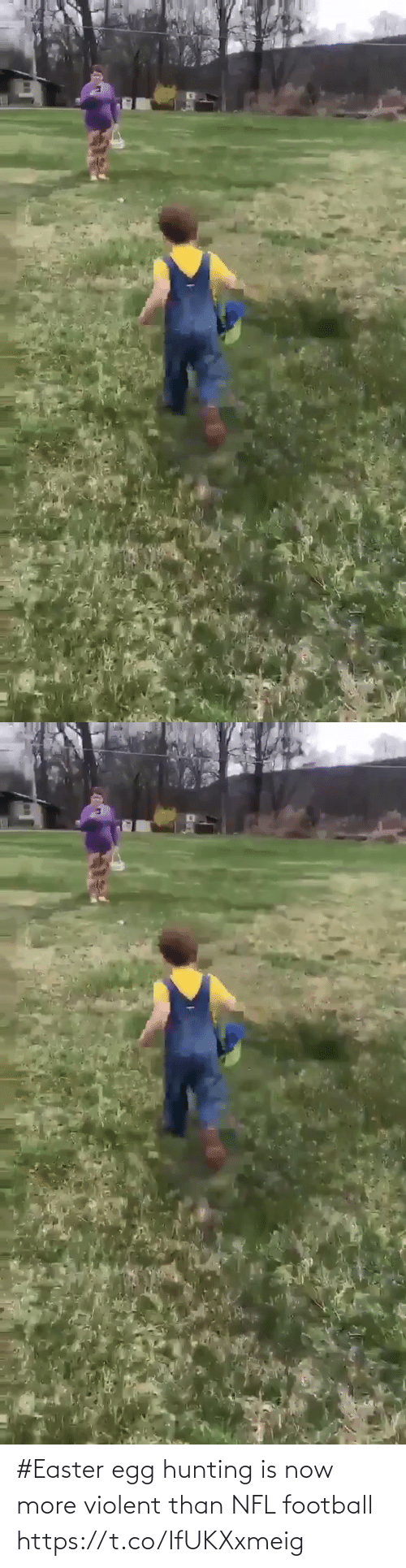 Hunting: #Easter egg hunting is now more violent than NFL football https://t.co/IfUKXxmeig
