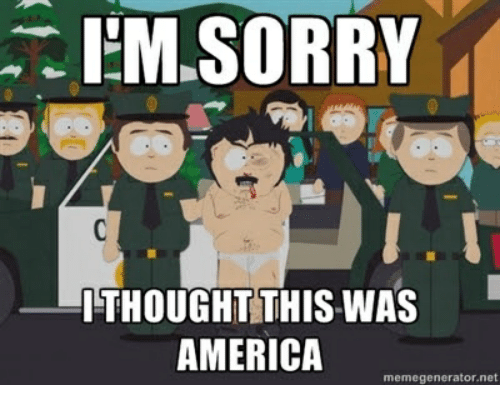 em sorry thought this was america memegenerator net 33677308 em sorry thought this was america memegeneratornet america meme on