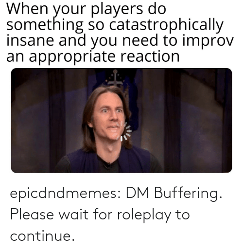please wait: epicdndmemes:  DM Buffering. Please wait for roleplay to continue.